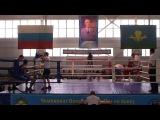 Финал: 64 кг, Андрей Кириченко (СКА-СПБ) vs Галстян Валерий (ЦСКА-Москва)