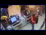 7 Eleven clerk disarms shotgun wielding man