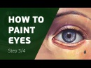 How to Paint Realistic Eyes The Ultimate Guide 3 4