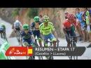 Resumen Etapa 17 Castellón Llucena Camins del Penyagolosa La Vuelta a España 2016