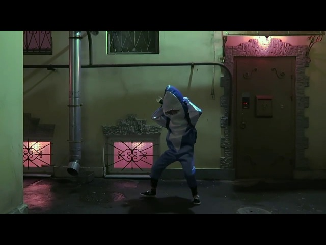 ВИДЕОБЛОГ АКУЛЫ - ТИЗЕР | dance shakira shark-ira | Lizzka | танец акулы 2017