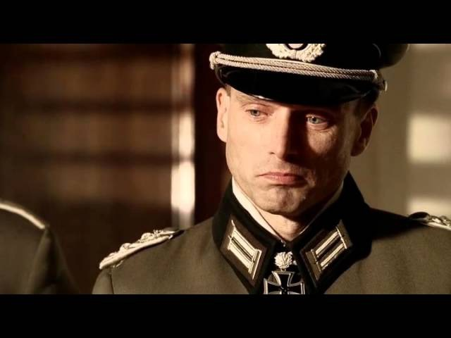 Band of Brothers - The surrender of a German Colonel