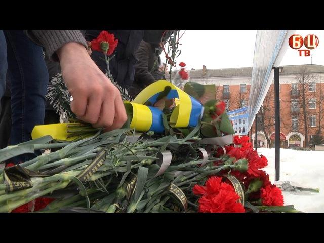 Вони віддали заради майбутнього України найдорожче – своє життя