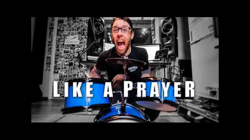Like a Prayer (Metal cover by Leo Moracchioli) Original by Madonna