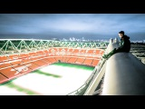 CLIMBING EMIRATES STADIUM (ARSENAL)