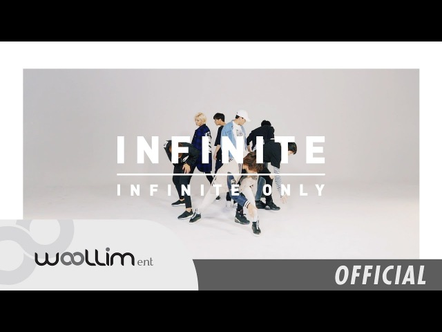 인피니트(INFINITE) 태풍 (The Eye) Dance Practice