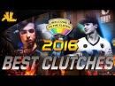 CS:GO - Best 2016 Clutches   Fragmovie (ft. Fallen, s1mple, hen1, Hiko, GuardiaN, JW, NEO, Kennys..)