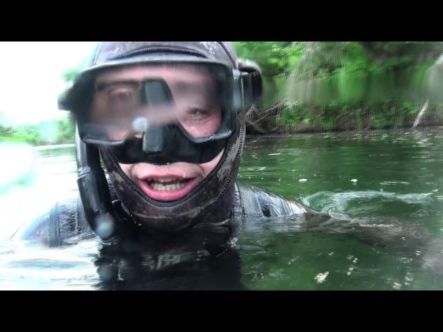 Подводный мир. Охота на малых реках – день 2