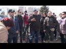 Антимайдан-2, Евпатория, Крым, 23.02.2014, митинг