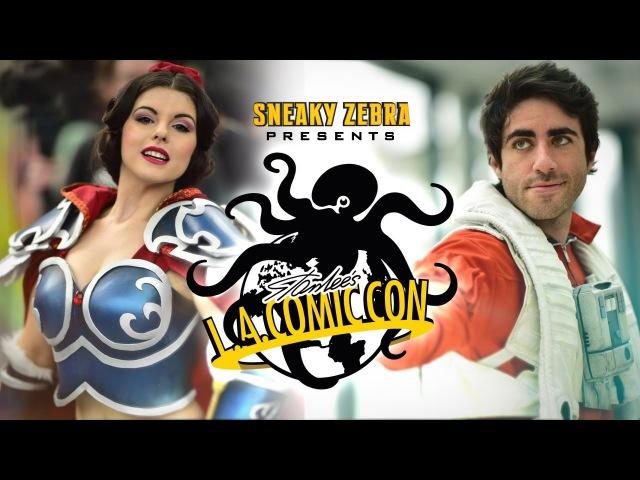 Stan Lee's LA Comic Con - Cosplay Music Video