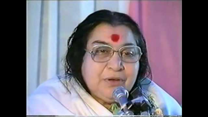 Mothers Day Happy (Divine Mother Love) Shri Mataji Sydney 1987 Sahaja Yoga Kundalini Spiritual Birth