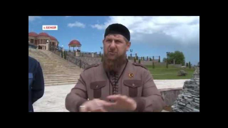 Кадыров: Сегодня день памяти Дудаева, Масхадова и Гелаева!