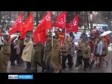 В День Победы в поселке Некрасовское прошёл праздничный Парад