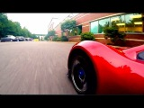 GoPro On Board Fast RC Supercar - Traxxas XO-1 - JPRC