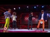 Иван Сапрыкин и Жан-Пьер Папен в Comedy Club (10.06.2016)
