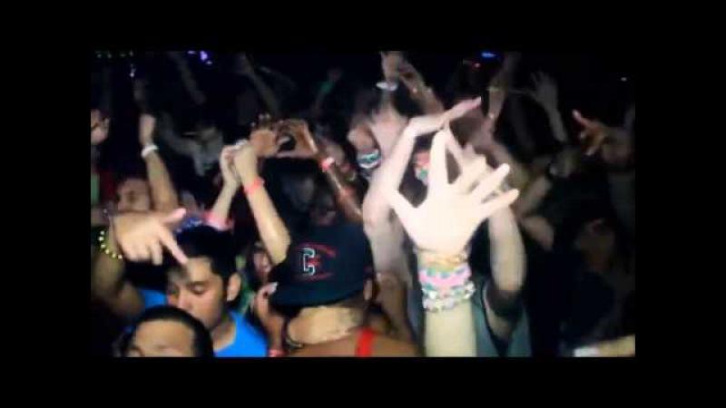 Туса ! 43 секнда взрыв! DJ Dezpaul Miami 2012