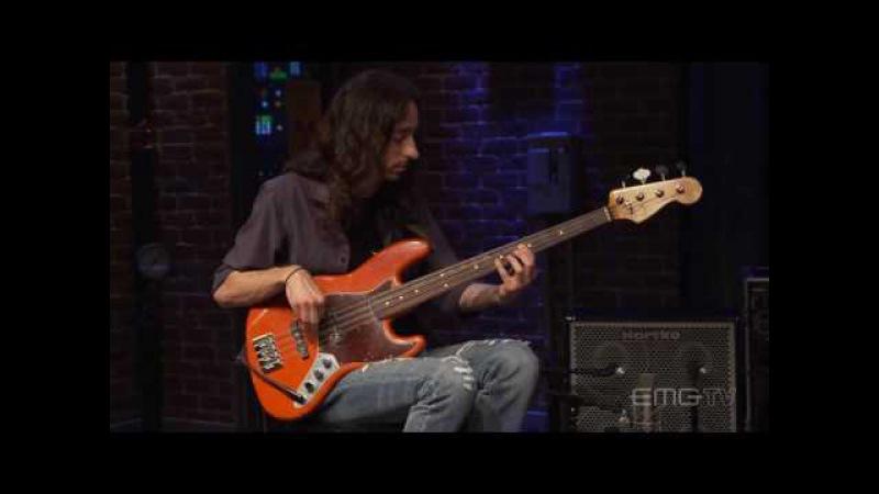 Alex Lofoco performs Mystery Chord live on EMGtv