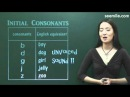 Chinese Pronunciation 2 Pinyin Initial Consonants b p m p d t n l g k h j q x z y w