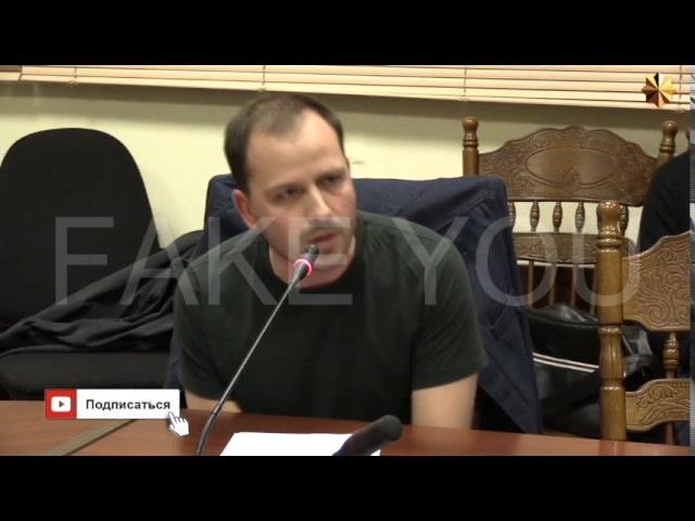 Константин Сёмин - очень сильная речь на собрании Изборского клуба