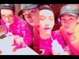 """엔플라잉 N.Flying Official on Instagram: """"안녕하세요 ~! 저랑 재현이는 어제 케이콘이끝나고 샤브&"""