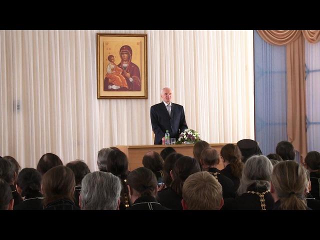 Встреча с духовенством (г.Йошкар-Ола, 2017.02.16) — Осипов А.И.
