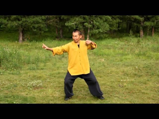 Комплекс цигун Ба Дуан Цзин 8 кусков парчи