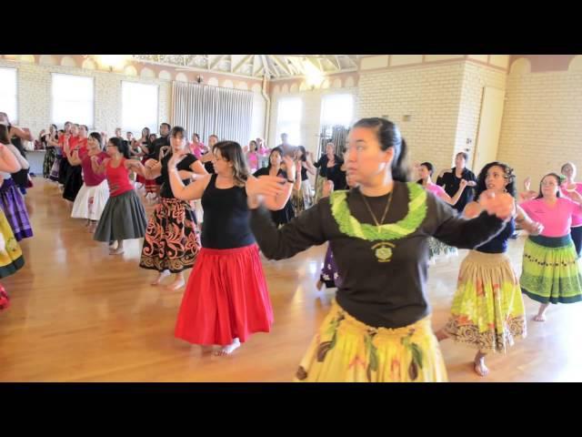 Kuana Torres Kahele Hula Workshop