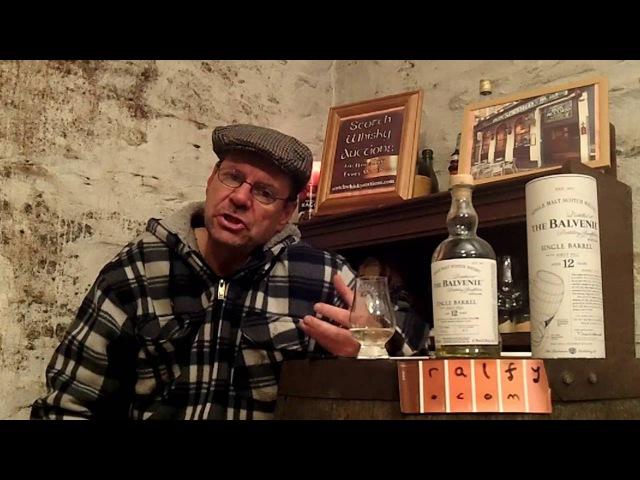 Whisky review 596 - Balvenie 12yo Single Barrel @ 47.8vol