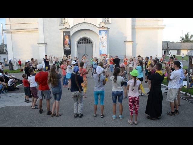24 Паломництво Томашпіль-Летичів 2016 (Танці в Шаргороді) :))