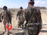 عمليات الجيش السوري ضد داعش في محيط منطقة ا&#