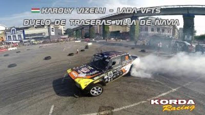 Karoly Vizelli | Korda Racing | Duelo de Traseras Villa de Navia 2016