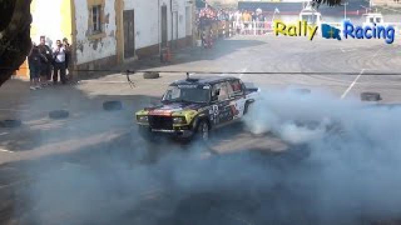 V Duelo de Traseras Villa de Navia 2016 RallyRacing Show Action