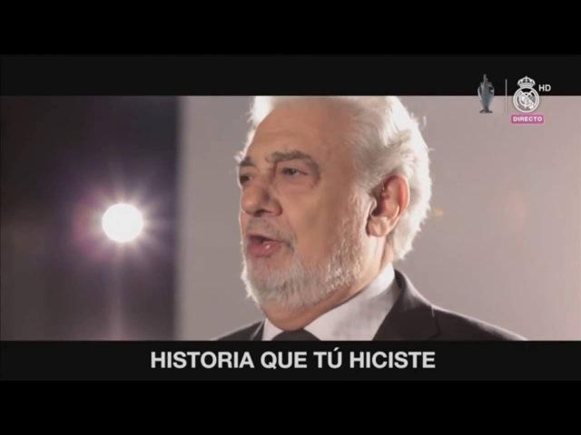 Placido Domingo   Hala Madrid y Nada Más