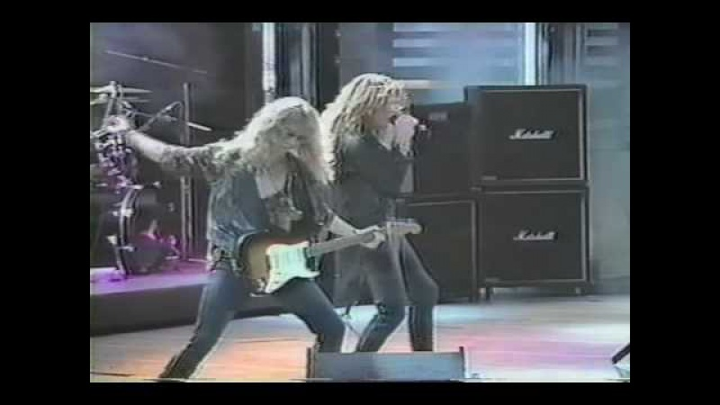 EUROPE Let the Good Times Rock Live in Viña del Mar on February 25 1990 смотреть онлайн без регистрации