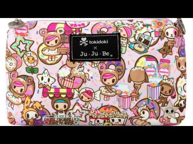 Ju-Ju-Be Tokidoki Donutella's Sweet Shop продолжение