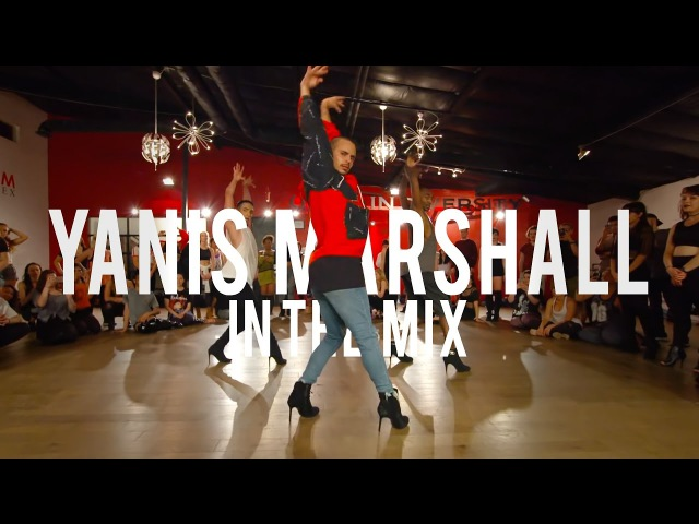 YANIS MARSHALL HEELS CHOREOGRAPHY IN THE MIX MIX MASTERS. LOS ANGELES MILLENNIUM DANCE COMPLEX