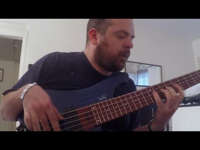 Anton Davidyants - Michael Brecker's Peep solo transcription