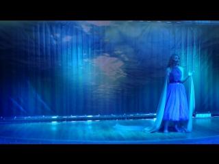 Ария Ариэль В мире твоем из мюзикла Русалочка театральный фестиваль Сюжет