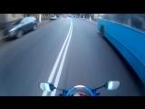 RIDE #1 _ Покатушки по городу на Suzuki GSXR 600 k7