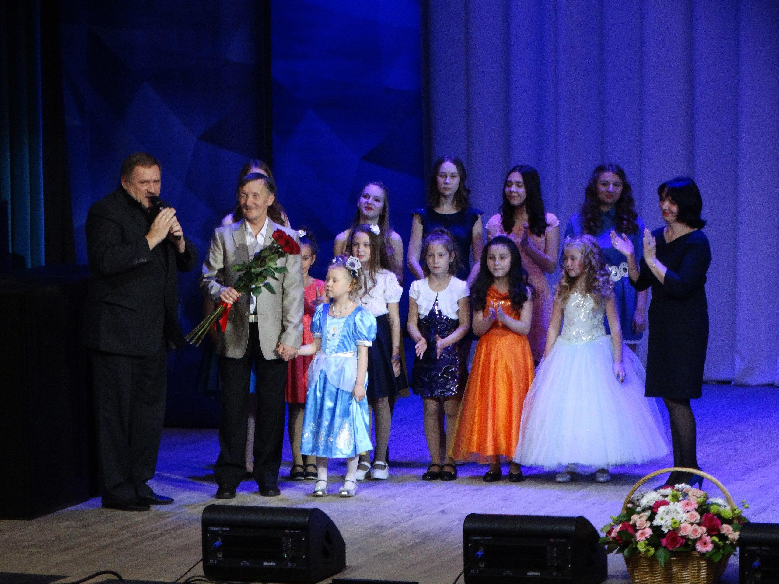 56Юбилей танцевального коллектива поздравления