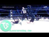 Aj Styles vs. Dean Ambrose - WWE World Title (NotVine)