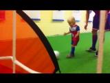 Ян играет в футбол ?, как сказала моя сестра - будущее российской сборной ?
