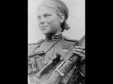 Звезда кантри Woody Guthrie - Miss Pavlichenko. в честь русской снайперши. 1946 год.