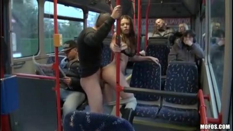 Помацал Огромную Задницу В Автобусе
