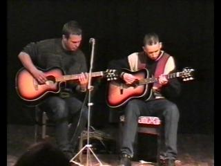 гр. Плантация - Дороги (Фестиваль Радуга 2004 г.