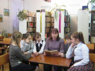 Приютовская детская поселенческая библиотека. А.Твардовский