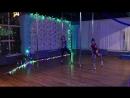 Exotic pole dance тренировка