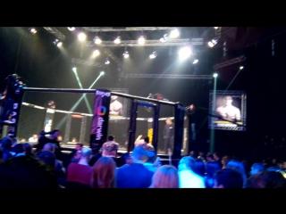 Eagles fighting championship _Chisinau