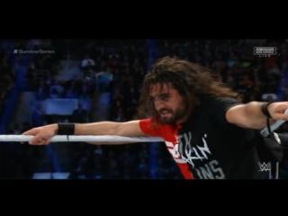 WWE | Survivor Series 2016 | Team RAW vs Team SmackDown