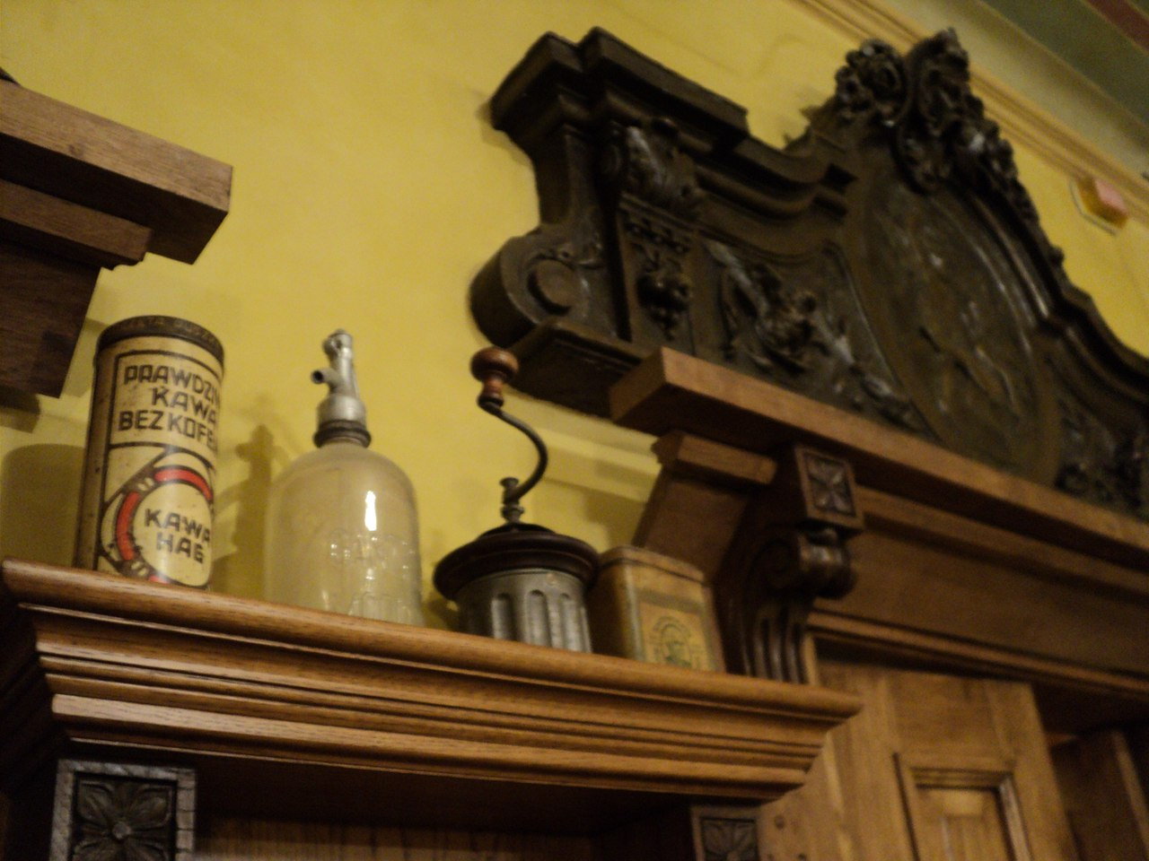 """Я продолжаю рассказ о визите в арт-кафе """"ШТУКА"""", основанное на традициях австро-венгерской империи ..."""
